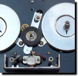 Dusty Tape Recorders & Players